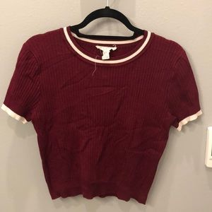 Forever 21 Tops - Forever 21 Sweater Crop Top